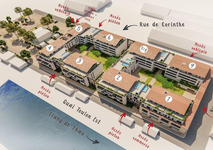 A vendre Appartement Marseillan   Réf 343756132 - Castell immobilier