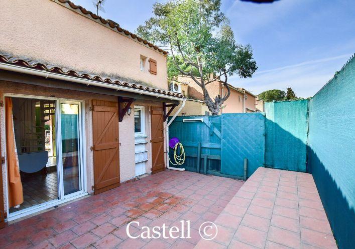 A vendre Maison en résidence Le Cap D'agde | Réf 343756157 - Castell immobilier