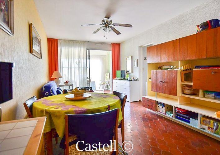 A vendre Appartement en résidence Le Cap D'agde | Réf 343756209 - Castell immobilier