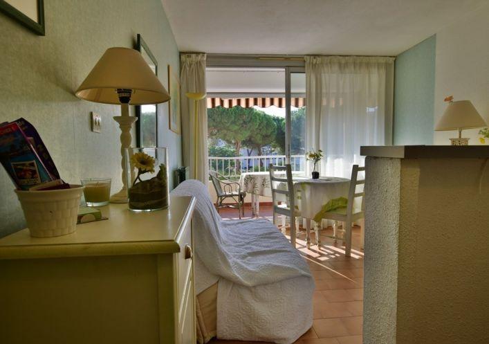 A vendre Appartement en résidence Le Cap D'agde | Réf 343756212 - Castell immobilier