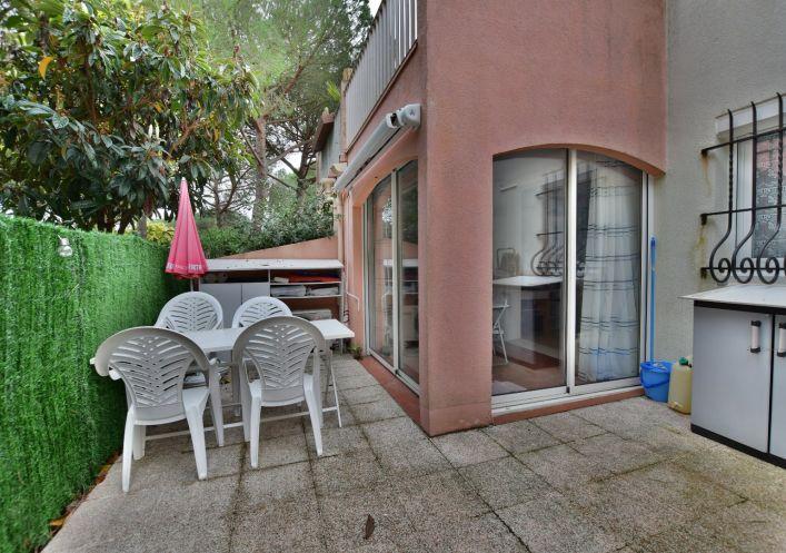 A vendre Appartement en rez de jardin Le Cap D'agde | Réf 343756222 - Castell immobilier