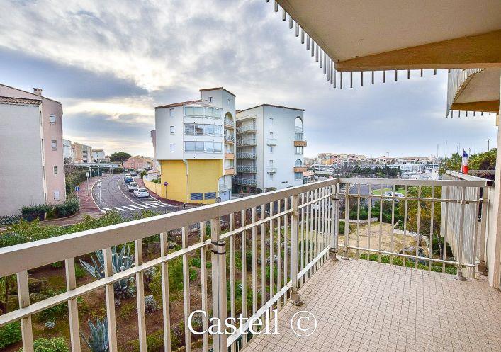 A vendre Appartement en résidence Le Cap D'agde | Réf 343756241 - Castell immobilier