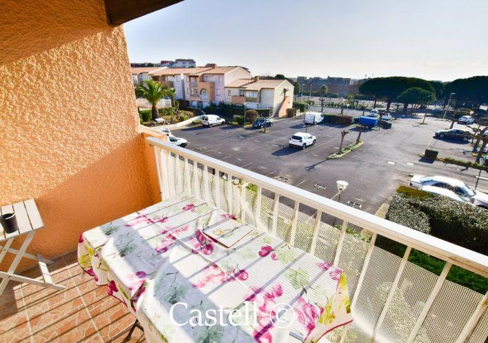 A vendre Appartement Le Cap D'agde   Réf 343756253 - Castell immobilier