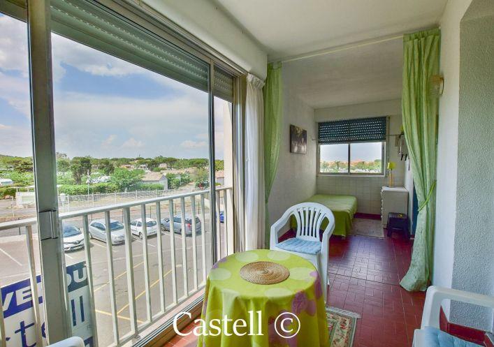A vendre Appartement en résidence Le Cap D'agde | Réf 343756351 - Castell immobilier