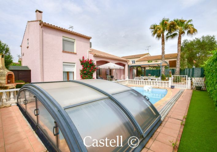A vendre Villa Agde   Réf 343756359 - Castell immobilier