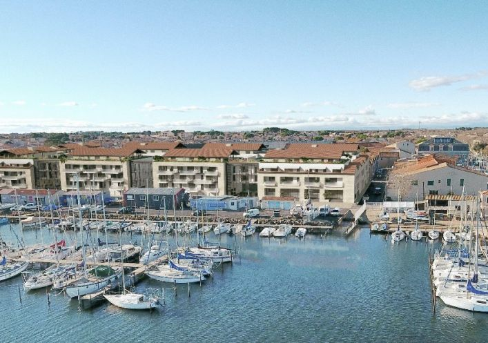 A vendre Appartement Marseillan | Réf 343756402 - Castell immobilier