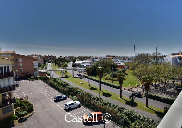 A vendre Appartement Le Cap D'agde | Réf 343756409 - Castell immobilier