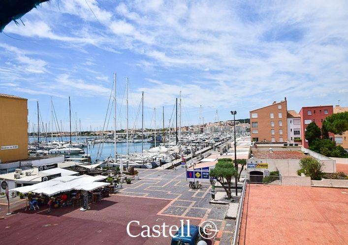 A vendre Appartement Le Cap D'agde | Réf 343756429 - Castell immobilier