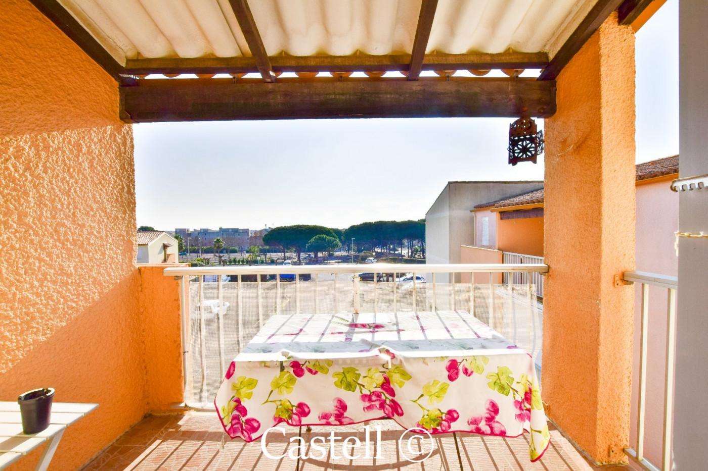 A vendre  Le Cap D'agde   Réf 343756432 - Castell immobilier