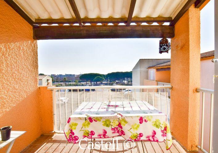A vendre Appartement Le Cap D'agde | Réf 343756432 - Castell immobilier