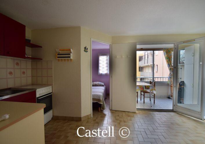 A vendre Appartement en résidence Le Cap D'agde | Réf 343756433 - Castell immobilier