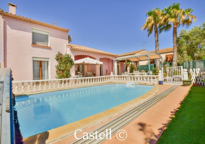 A vendre Villa Agde | Réf 343756455 - Castell immobilier