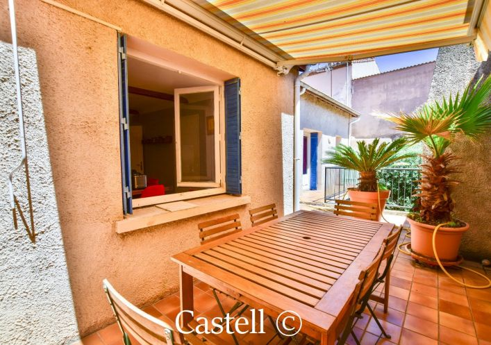 A vendre Maison de ville Agde | Réf 343756521 - Castell immobilier
