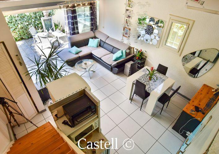 A vendre Maison en résidence Le Cap D'agde | Réf 343756581 - Castell immobilier