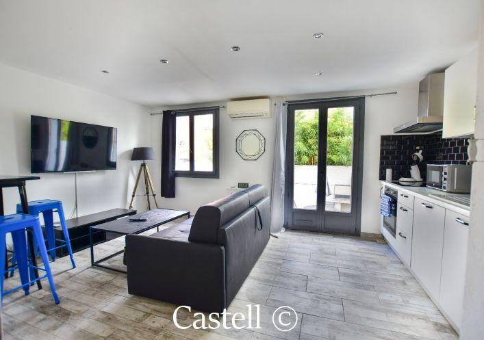 A vendre Appartement Marseillan   Réf 343756599 - Castell immobilier