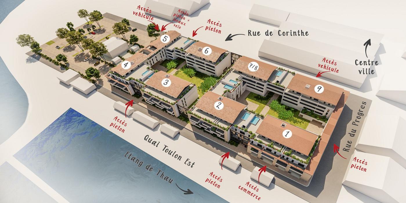 A vendre  Marseillan   Réf 343756611 - Castell immobilier