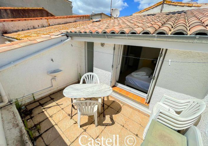 A vendre Maison de ville Agde   Réf 343756618 - Castell immobilier