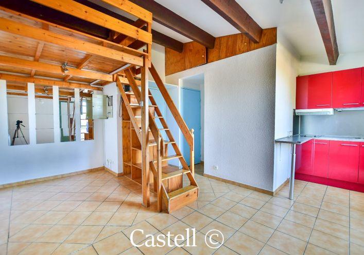 A vendre Studio mezzanine Le Grau D'agde   Réf 343756628 - Castell immobilier