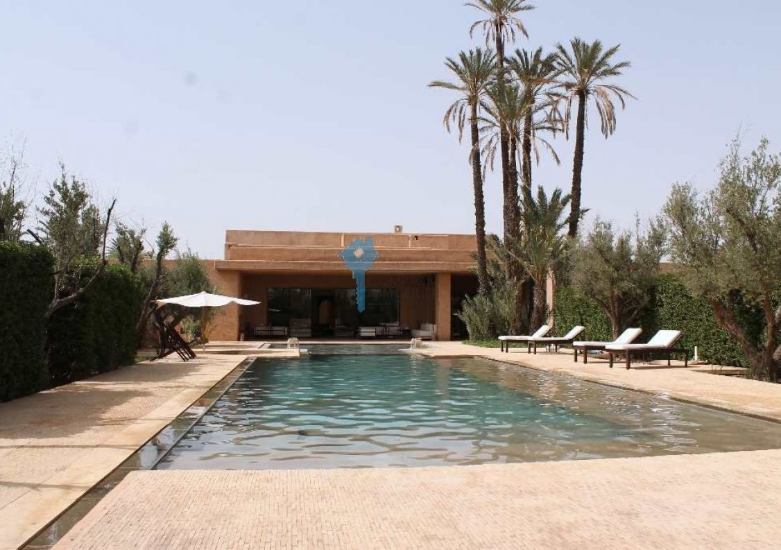 A vendre Marrakech 3438012848 Comptoir immobilier de france
