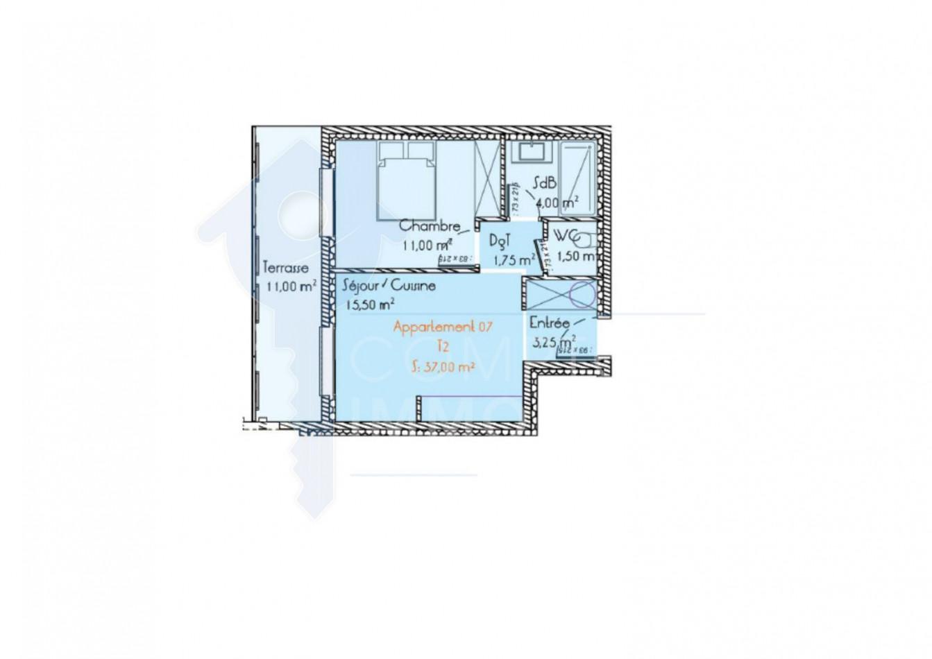 A vendre Bastia 3438013973 Comptoir immobilier de france