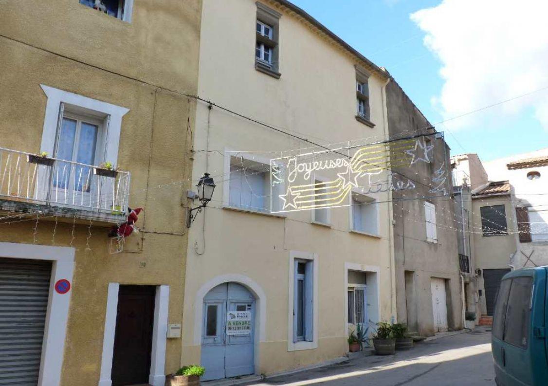 A vendre Bize Minervois 3438015031 Comptoir immobilier de france