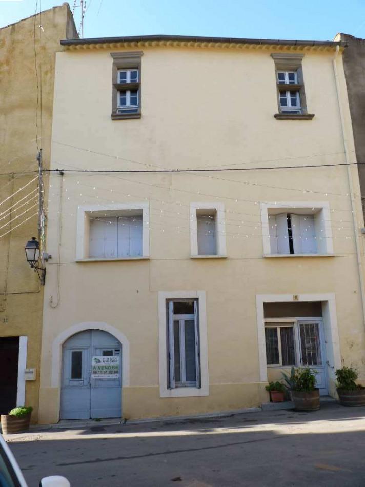 A vendre  Bize Minervois   Réf 3438015031 - Comptoir immobilier de france
