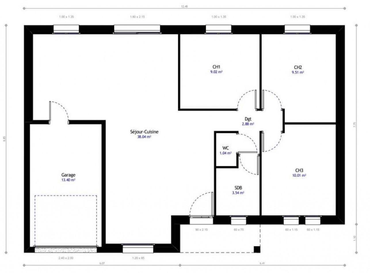 A vendre Nainville Les Roches 3438015862 Comptoir immobilier de france