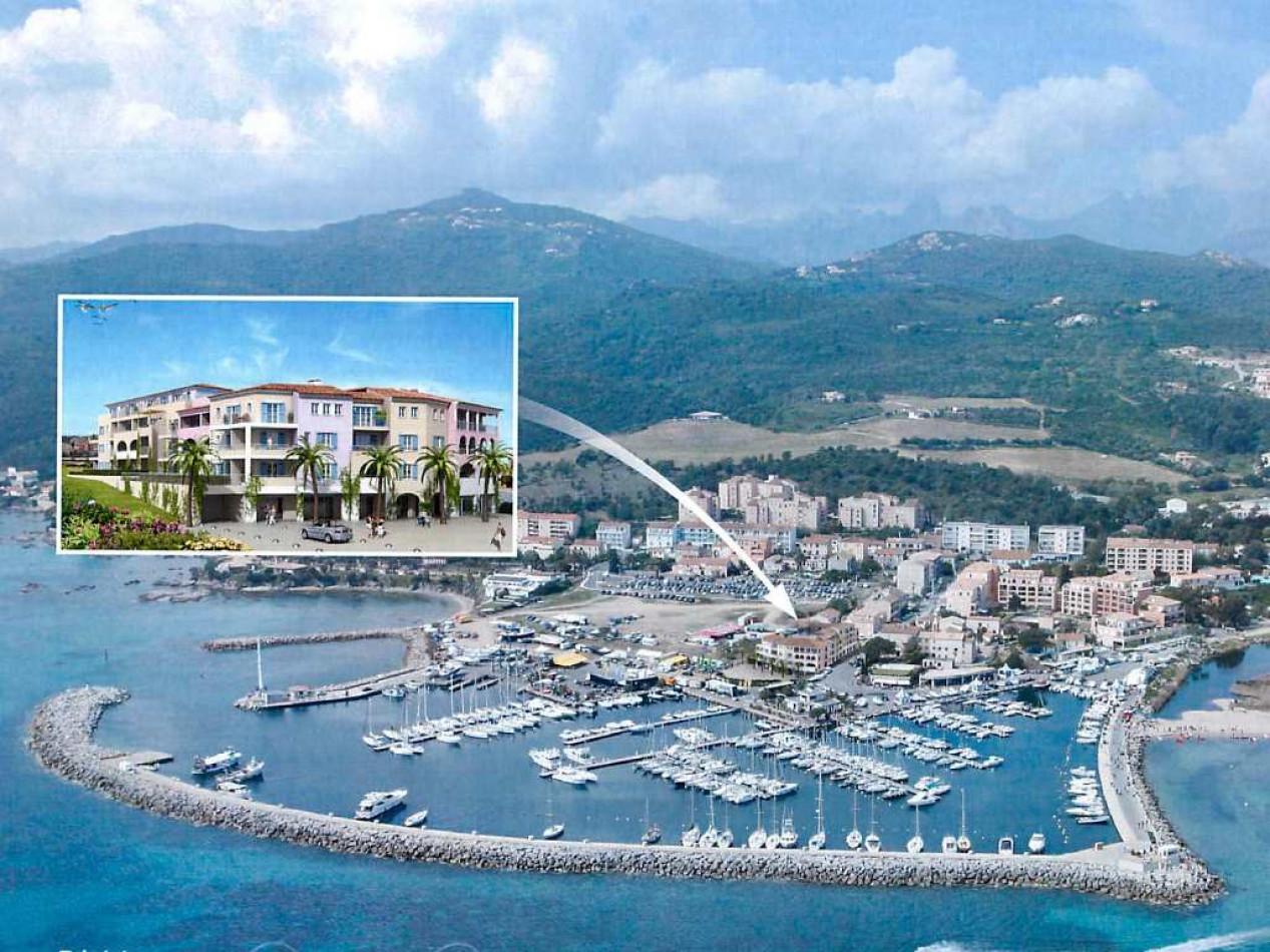 A vendre Solenzara 3438016425 Comptoir immobilier de france