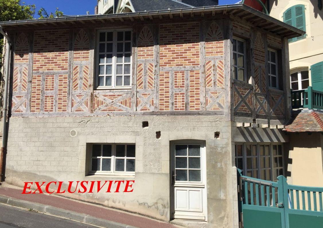 A vendre Trouville Sur Mer 3438018816 Comptoir immobilier de france