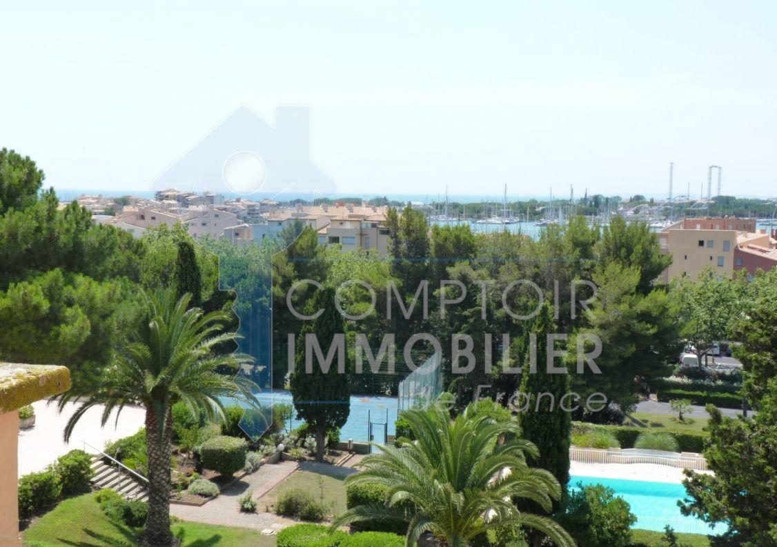A vendre Le Cap D'agde 3438019260 Comptoir immobilier de france