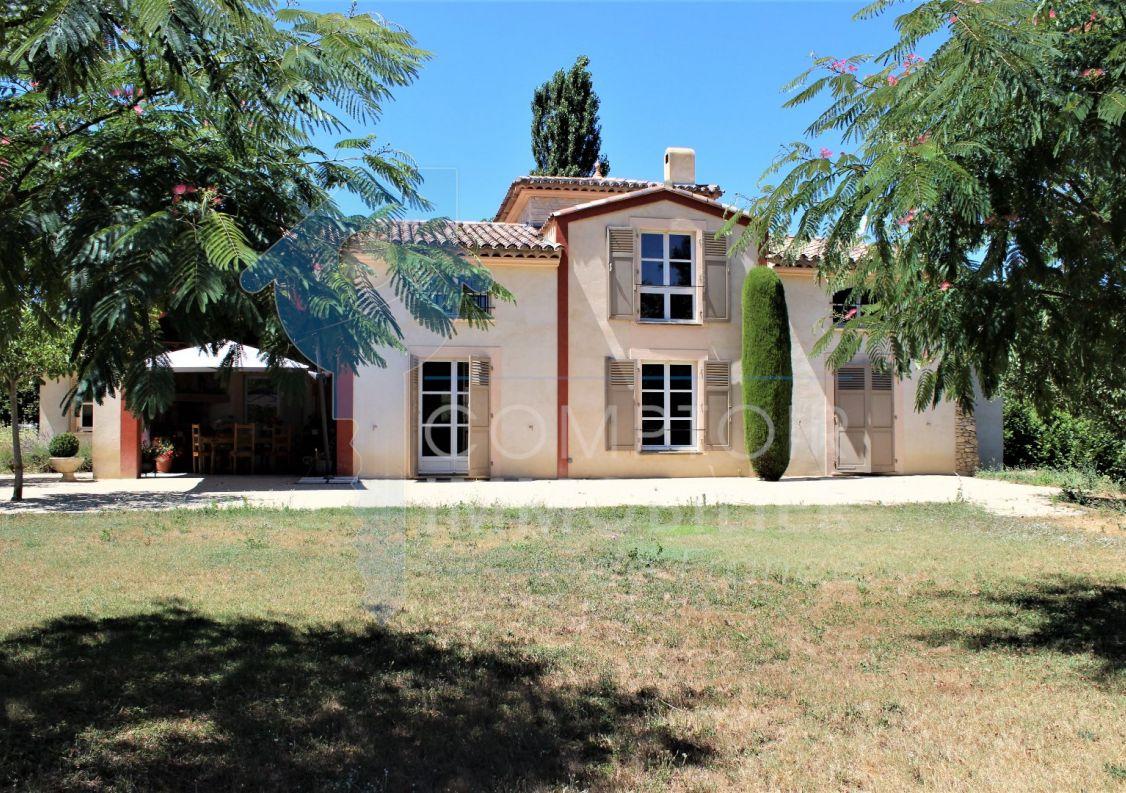 A vendre Ansouis 3438021241 Comptoir immobilier de france