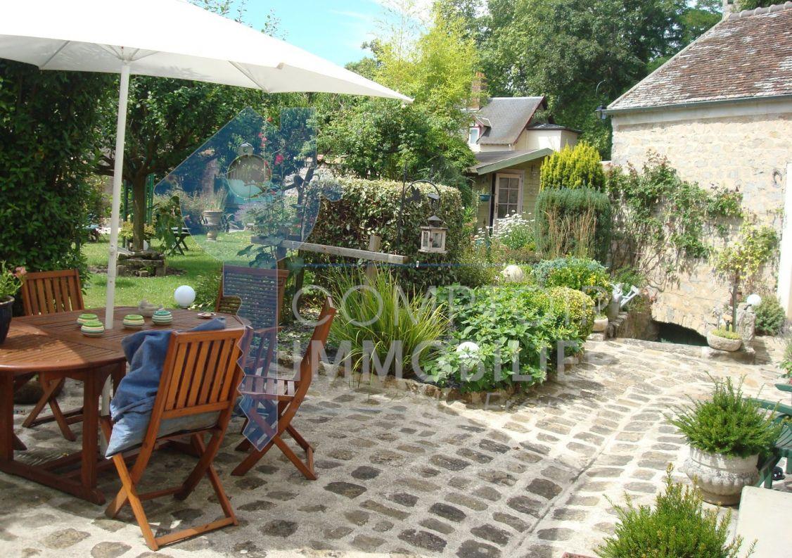 A vendre Le Coudray Montceaux 3438023068 Comptoir immobilier de france