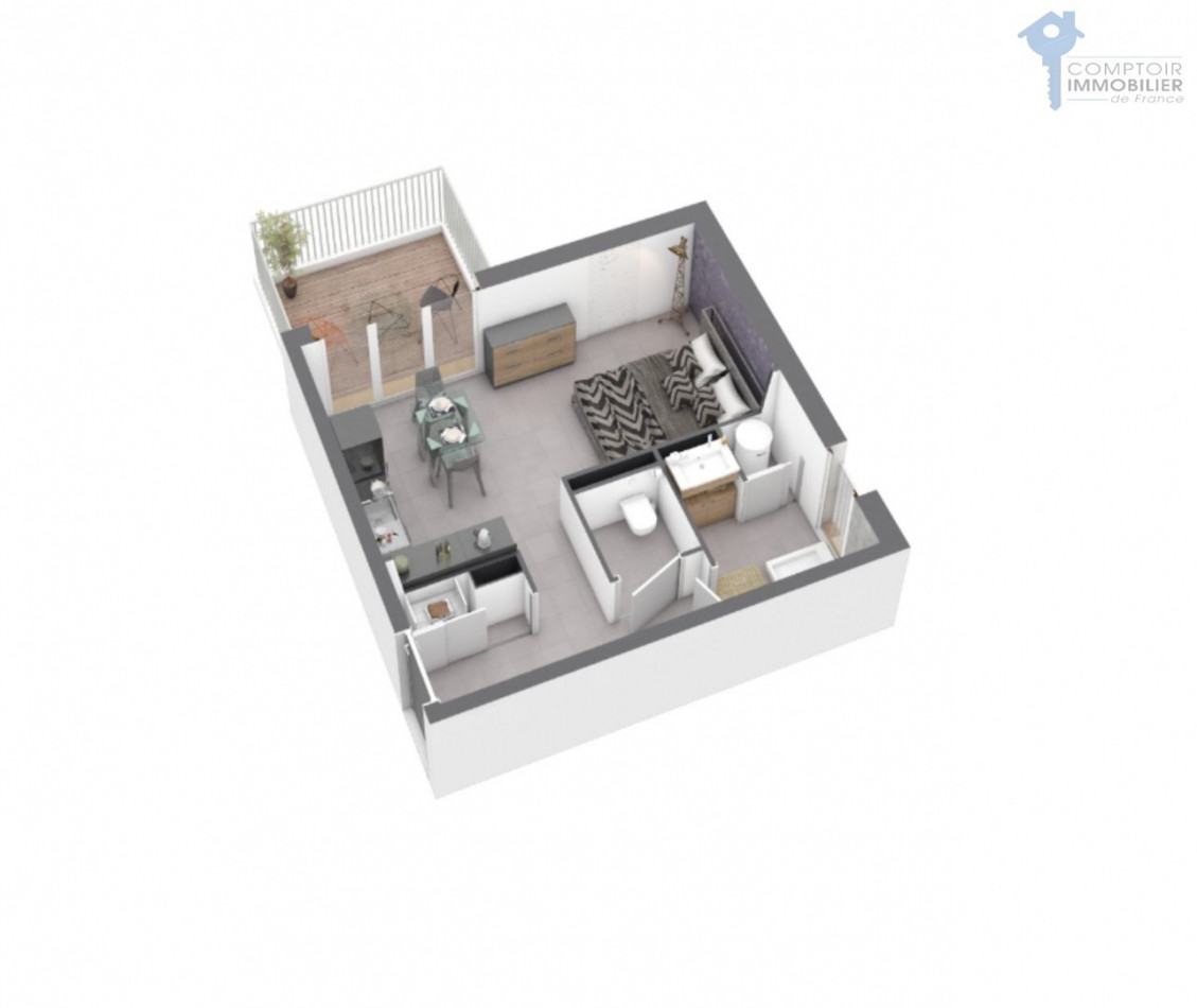 A vendre Ajaccio 3438023655 Comptoir immobilier corse