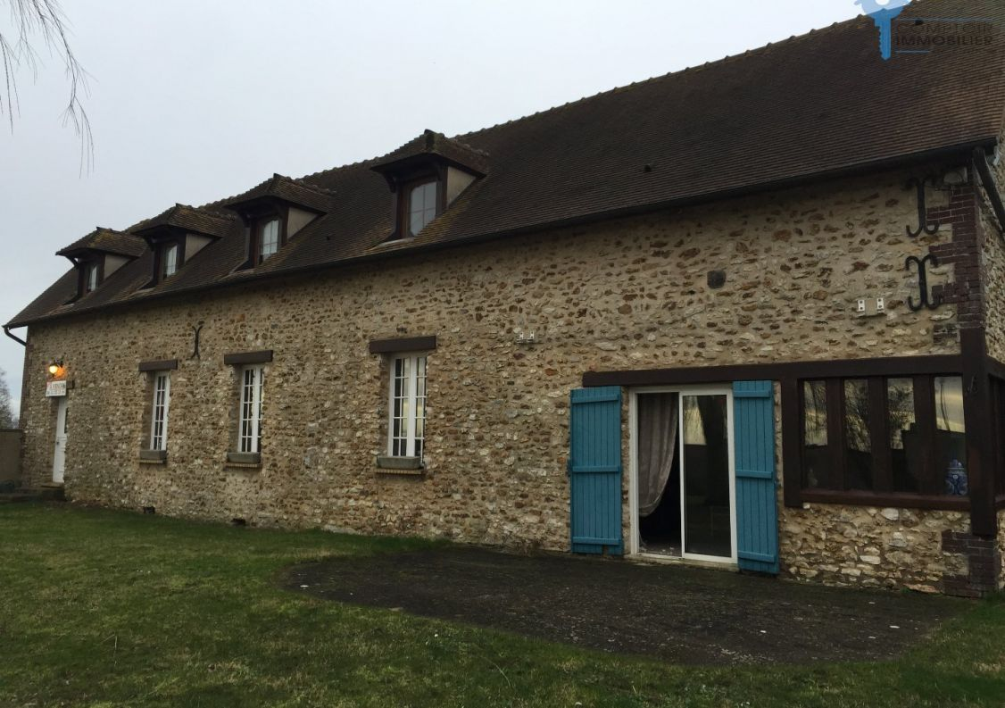 A vendre Chaufour Les Bonnieres 3438025016 Comptoir immobilier de france