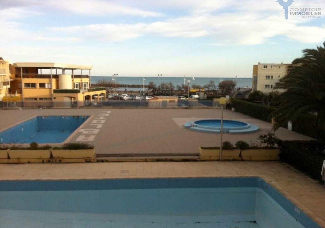 A vendre Le Cap D'agde 3438025246 Comptoir immobilier de france