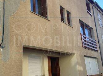 A vendre Bagnols Les Bains 3438025563 Portail immo