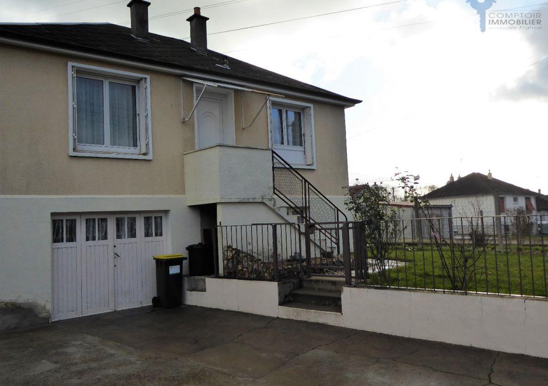 A vendre Villemandeur 3438025644 Comptoir immobilier de france