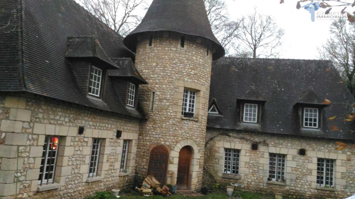 A vendre Saint Cyr La Campagne 3438025814 Comptoir immobilier de france