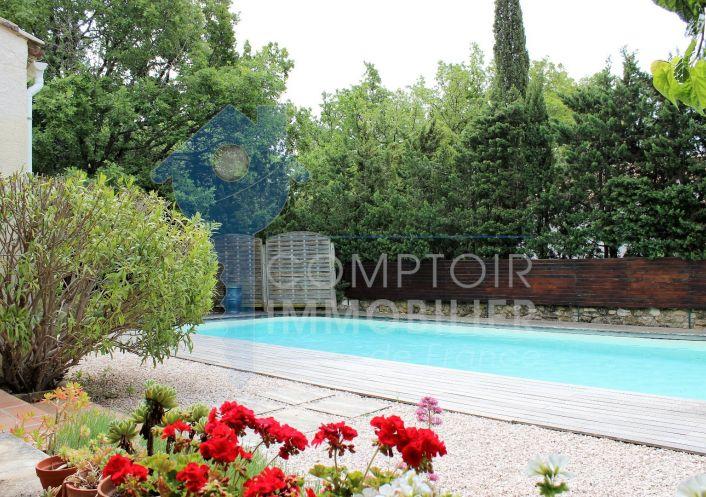 A vendre Lourmarin 3438025817 Comptoir immobilier du luberon