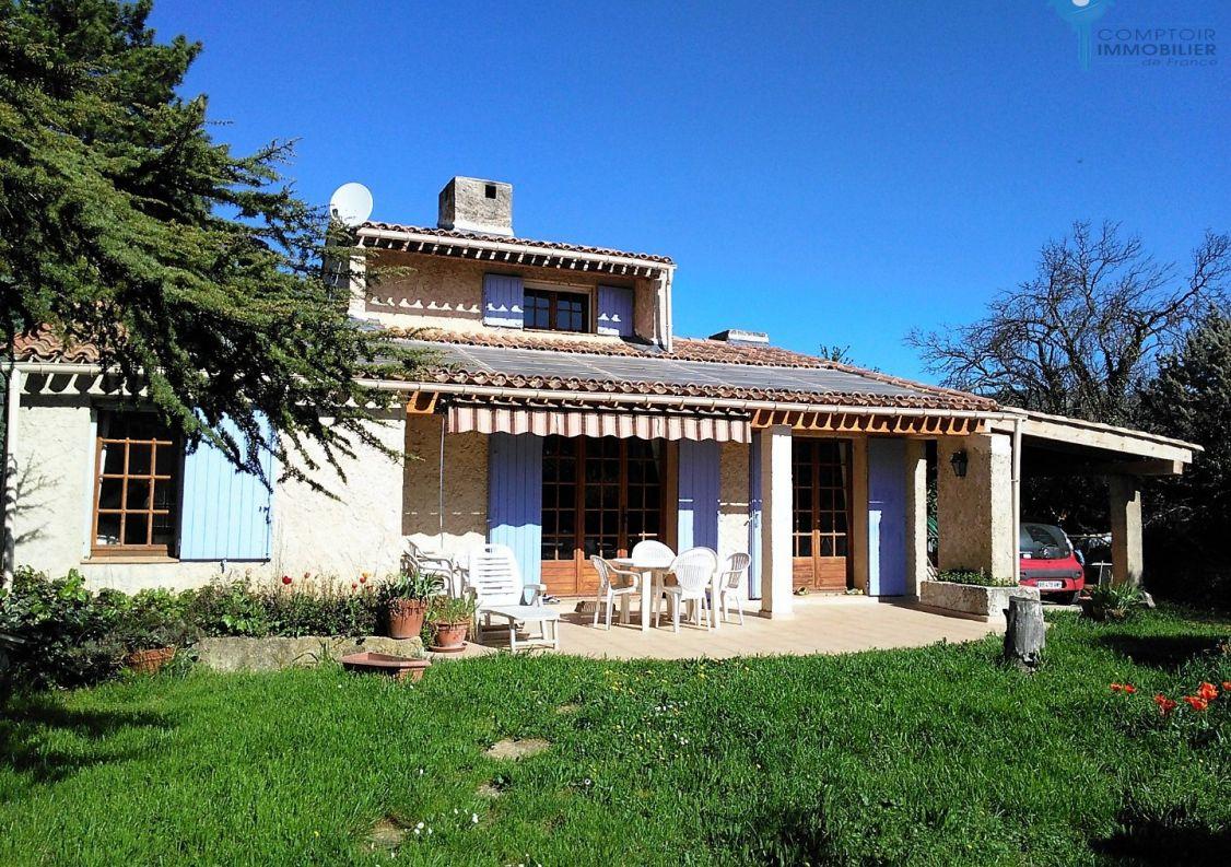A vendre Lauris 3438026515 Comptoir immobilier de france