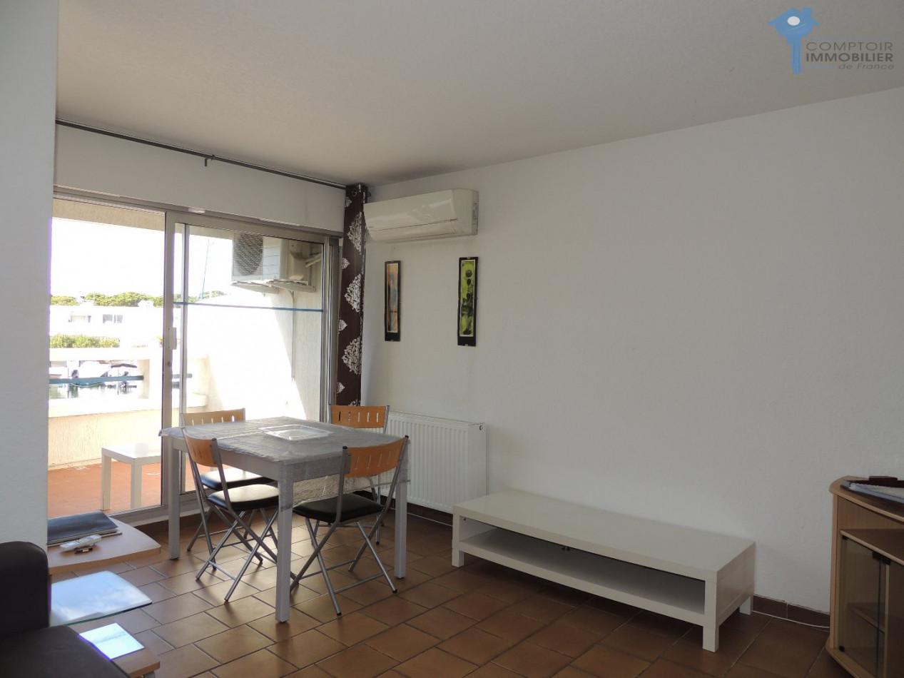 A vendre Port Camargue 3438026541 Comptoir immobilier de france