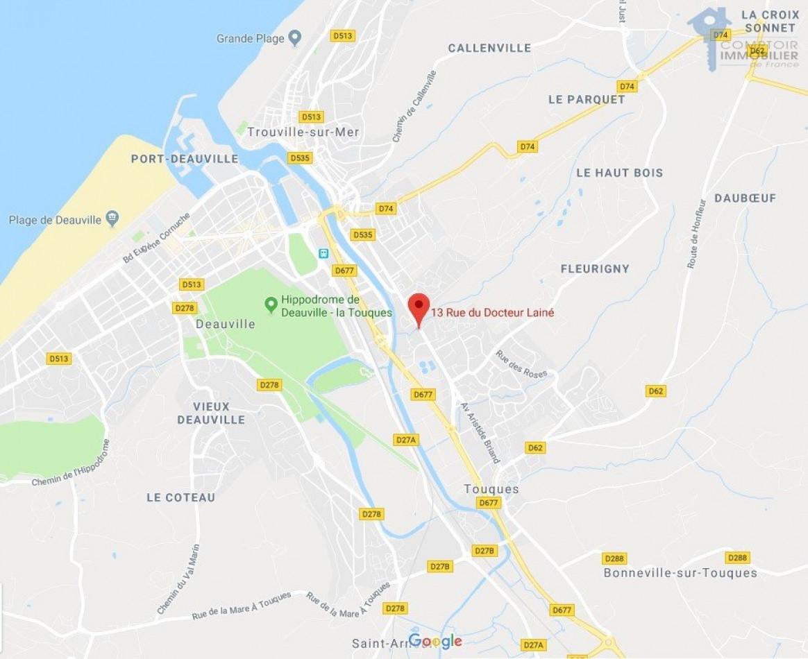 A vendre Trouville Sur Mer 3438026582 Comptoir immobilier de france