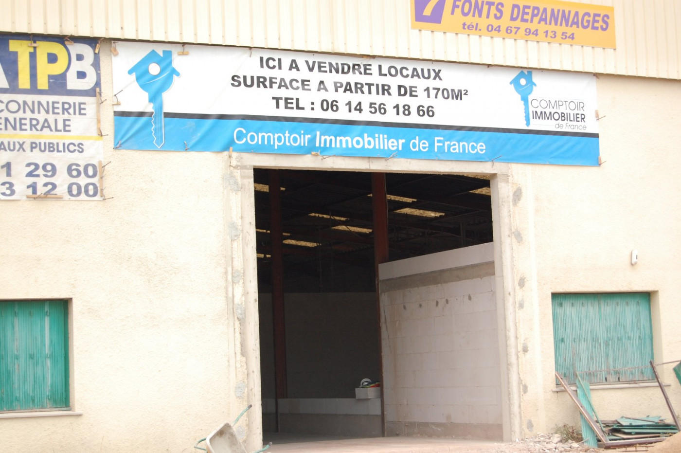 A louer Agde 3438026841 Comptoir immobilier de france