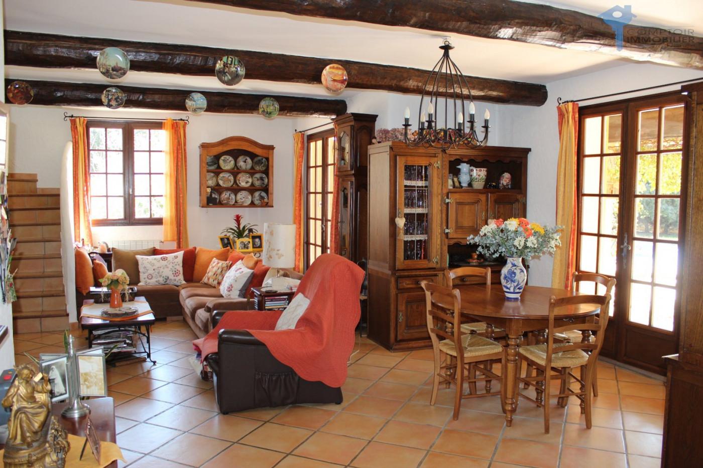 A vendre Lauris 3438026922 Comptoir immobilier de france