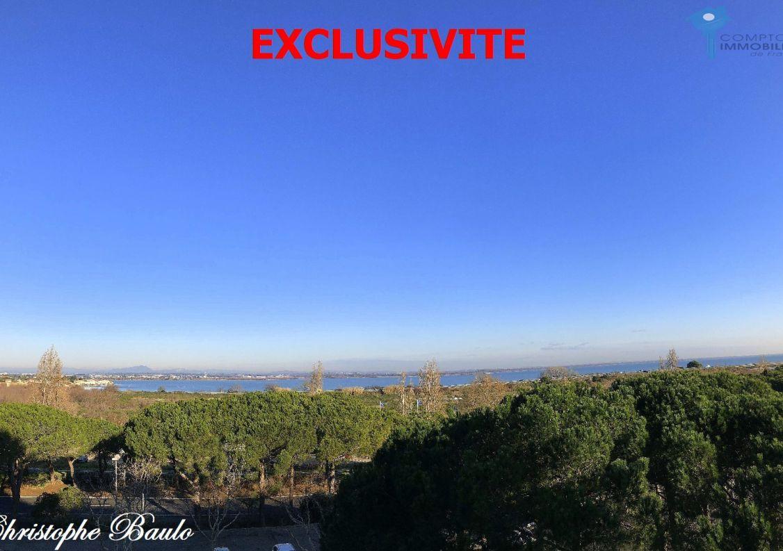 A vendre Carnon Plage 3438027671 Comptoir immobilier de france