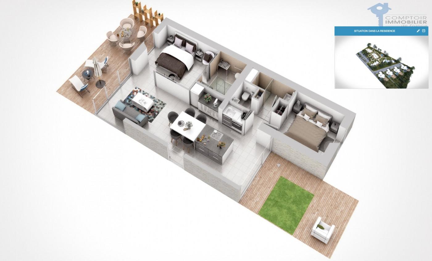 A vendre Lecci 3438027731 Comptoir immobilier de france