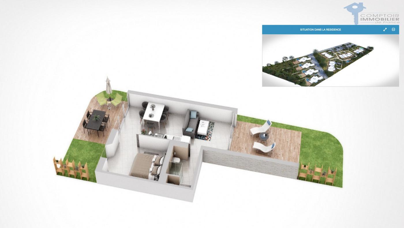 A vendre Lecci 3438027732 Comptoir immobilier de france