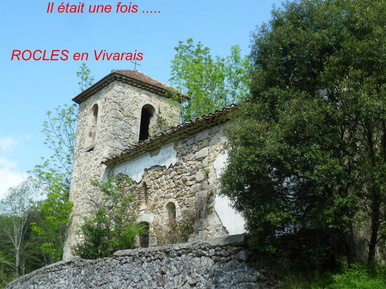 A vendre Rocles 3438028369 Comptoir immobilier de france