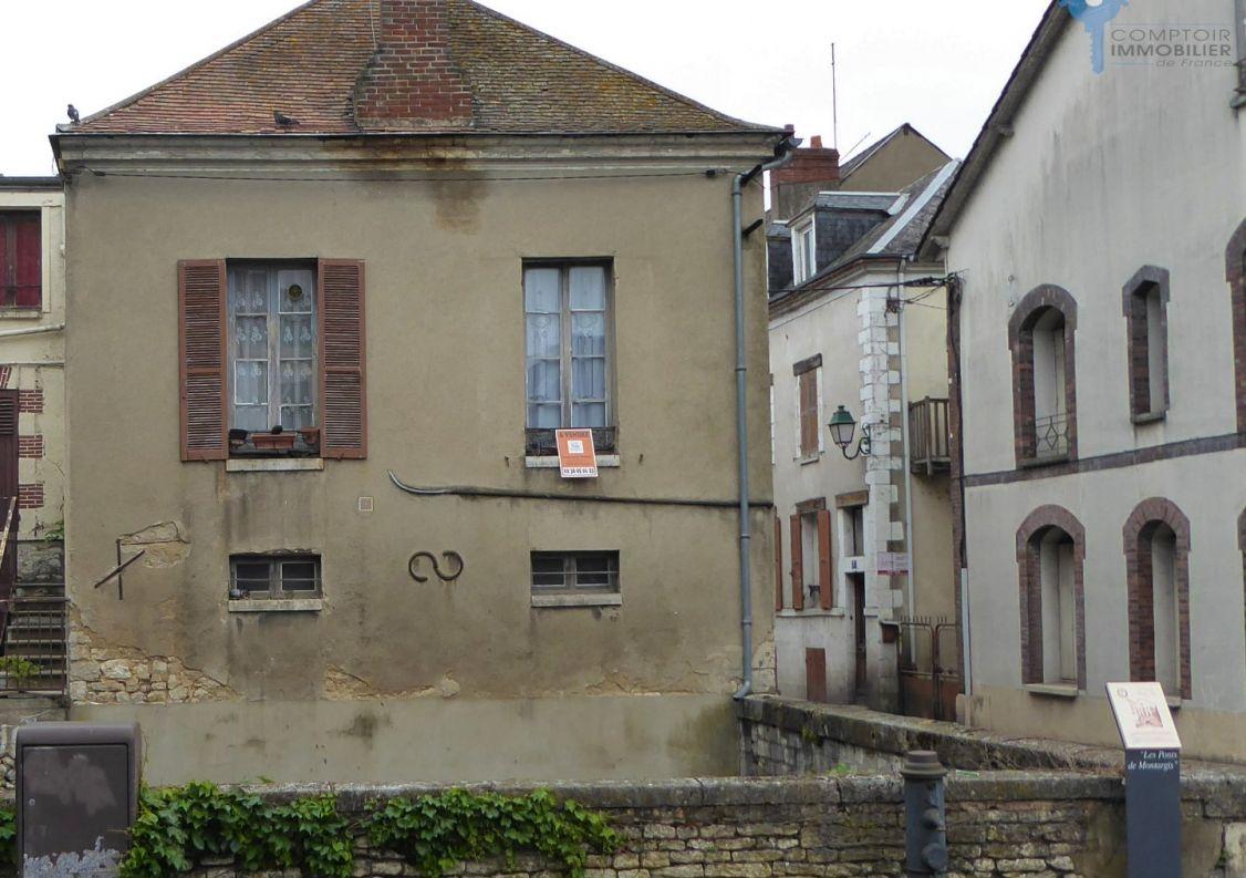A vendre Montargis 3438029632 Comptoir immobilier de france