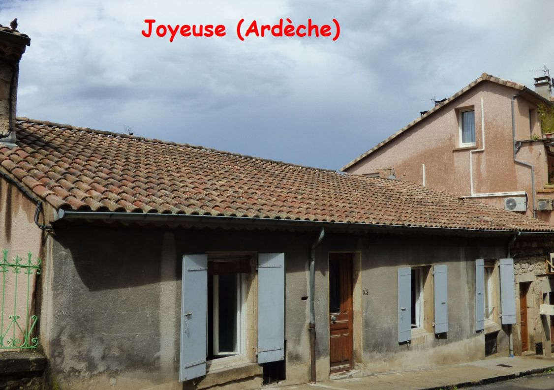 For sale Joyeuse 3438029902 Comptoir immobilier de france